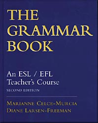 The Grammar Book - An ESL/EFL Teacher\'s Course